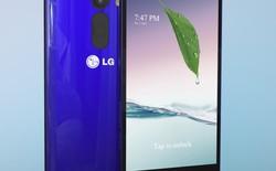 Concept LG G4 tuyệt đẹp và câu chuyện của nhà thiết kế Jermaine Smit