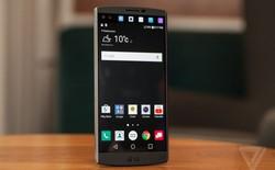 Cận cảnh smartphone LG V10: khung kim loại, chất liệu mới, chân trời mới