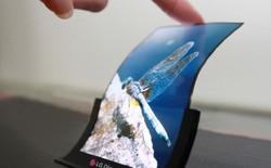 Lộ diện smartphone màn hình cong 2 cạnh của LG, đòn phủ đầu cho Samsung Galaxy S6