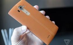 LG G4 đọ cấu hình cùng các siêu phẩm Galaxy S6, HTC One M9 Plus và Sony Xperia Z4