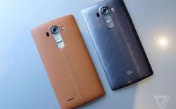 Siêu phẩm LG G4 trình làng: thiết kế cong, camera khẩu độ f/1.8, tuyên chiến với Galaxy S6