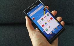 Chuyên gia công nghệ nói gì về Blackberry Priv ?
