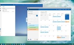 Cùng xem ứng dụng lịch và mail mới trên Windows 10 build 10051