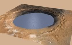 Cách đây hàng nghìn năm, Sao Hỏa đã từng có những hồ nước