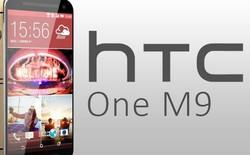 """HTC tung bản cập nhật phần mềm """"hạ nhiệt"""" siêu phẩm One M9"""