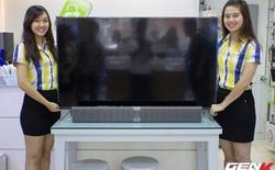 """Mở hộp """"siêu mẫu"""" Mi TV 3 phiên bản 55 inch vừa có mặt tại Việt Nam, giá 21 triệu đồng"""