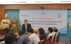 Hơn 80% người dùng Việt hài lòng với chất lượng dịch vụ 3G