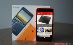 Cận cảnh chiếc Lumia 640 hai SIM: tầm trung, phục vụ công việc
