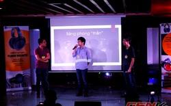 Sôi động sự kiện trải nghiệm tai nghe từ phẳng tại Hà Nội