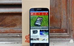 Mở hộp smartphone TCL M2U: dày dặn, chắc chắn kiểu lực điền