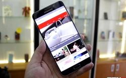 Cận cảnh siêu phẩm Samsung Galaxy S6 edge+ đầu tiên tại Việt Nam