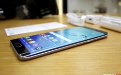 Huawei đang làm smartphone màn hình cong 2K chạy theo Samsung ?