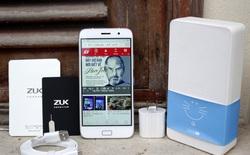 Cận cảnh smartphone Lenovo Zuk Z1 tại Việt Nam: hồn Android, da iPhone