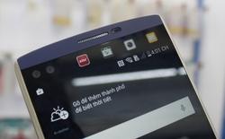 Màn hình phụ trên siêu phẩm LG V10 hoạt động ra sao?
