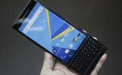 BlackBerry Priv: khi tôi sinh ra mang được ngay kiếp con nhà giàu
