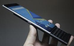 Smartphone nắp trượt BlackBerry Priv: sướng trước khổ sau