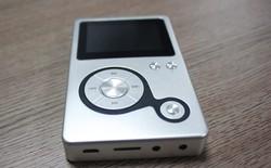 Trên tay máy nghe nhạc Hidizs AP100 - thiết kế cao cấp, chất âm audiophile