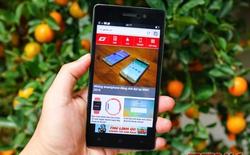 Mở hộp Oppo R5 phiên bản màu đen vừa có hàng tại Việt Nam