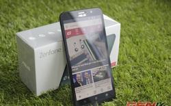 """Cận cảnh ZenFone 2 phiên bản 5,5 inch: đẹp, tốt và """"vô địch"""" trong tầm giá 6 triệu đồng"""