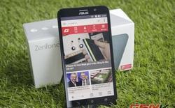 """Doanh thu ASUS tháng 3/2015 tăng mạnh khi Zenfone 2 """"gây bão"""""""