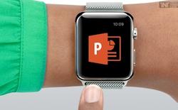 Dùng Apple Watch điều khiển Power Point trên iOS