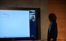 Microsoft Surface Hub: bạn sẽ chẳng bao giờ yêu họp hành tới vậy