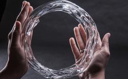 Đột phá với công nghệ in 3D chất liệu thủy tinh