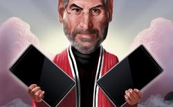 """""""Đấng cứu thế"""" Steve Jobs: Hãy cứ đam mê, hãy luôn dại khờ"""