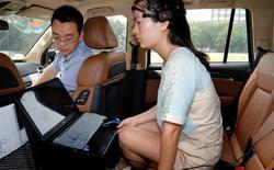 Trung Quốc phát triển thành công xe hơi điều khiển bằng ý nghĩ