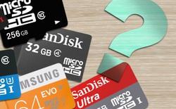 5 sai lầm bạn thường mắc phải khi chọn mua thẻ nhớ