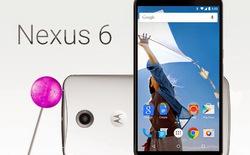 Lộ ảnh Google Nexus 6 có cảm biến vân tay ở mặt sau