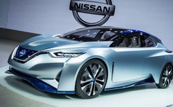 Nissan đang sản xuất xe tự lái, vô lăng có thể biến thành máy tính bảng