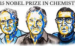 Công trình nghiên cứu ADN đạt giải Nobel hóa học 2015