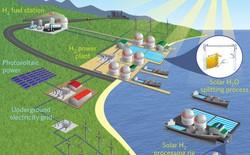 Sản xuất năng lượng mặt trời bằng... nước