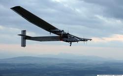 Solar Impulse 2: máy bay hoạt động bằng năng lượng mặt trời