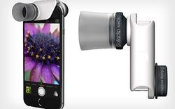 Olloclip giới thiệu bộ ống kính Macro Pro Lens, độ phóng đại đạt mức 21 lần