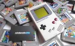 Trở lại tuổi thơ với ý tưởng smartphone: Nintendo Smart Boy