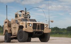 """Ngắm mẫu xe chiến đấu mới cực """"ngầu"""" của quân đội Mỹ"""