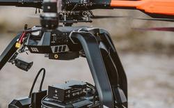 Chiêm ngưỡng chiếc Drone chở máy quay chất lượng 4K