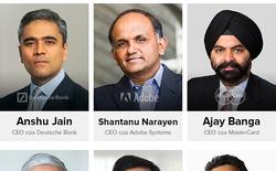 Vì sao danh sách các thủ lĩnh công ty, tập đoàn ngày càng có nhiều người Ấn Độ?