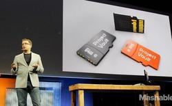 Google hé lộ Project Vault: máy tính nhỏ như thẻ microSD