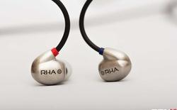 """RHA T20: thiết kế cao cấp, chất âm """"audiophile"""""""
