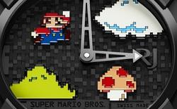 Bạn sẽ sốc khi biết giá của chiếc đồng hồ kỷ niệm 30 năm Super Mario