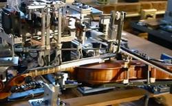 [Video] Cùng ngắm robot chơi vĩ cầm không thua kém nghệ sĩ chuyên nghiệp