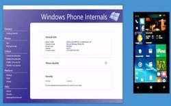 Windows Phone Internals cho phép root, sử dụng ROM tùy biến trên điện thoại Lumia