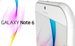 Ý tưởng Samsung Galayxy Note 6: ông vua của phân khúc phablet