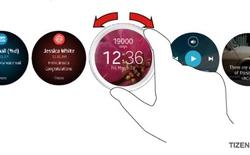 Smartwatch mới của Samsung sẽ có vòng tròn điều hướng
