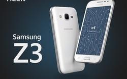 Samsung Z3 sẽ là smartphone Tizen tiếp theo?