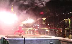 [Video] Khi pháo hoa là những điệu nhảy