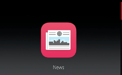 Hướng dẫn kích hoạt Apple News trên các máy iOS 9